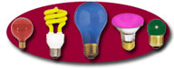 Colored Lamps For Every Occasion, Even Colored Metal Halides! Click To Enter!
