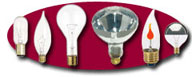 Large Slection of General Service, Appliance, Exit, Tubular and Holiday Lamps! Click To Enter!