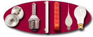 Specialty lamps of All Kinds, Sealed Beam, Linestra, LED Specialty, Germicidal, and Fiber Optic Illuminators! Click To Enter!